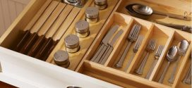 Storage 101: How to store kitchen tools and flatware