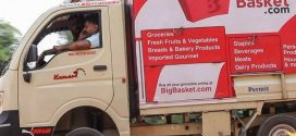Bigbasket Says It Has Raised $300 Million in a Round Led by China's Alibaba