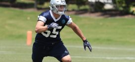 Report: Leighton Vander Esch among those not practicing at Wednesday's OTAs
